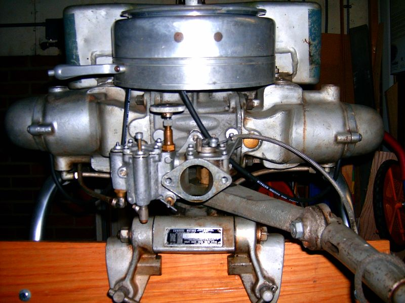 Don Johnson Motors >> Dan's Outboard Collection
